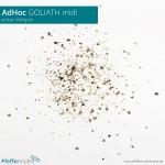AdHoc GOLIATH - grober Mahlgrad