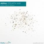 AdHoc GOLIATH - feinster Mahlgrad