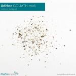 AdHoc GOLIATH - mittlerer Mahlgrad