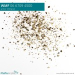WMF 06 6709 4500 - grober Mahlgrad
