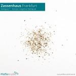Zassenhaus Frankfurt - Mahlgrad 1 (feinster)